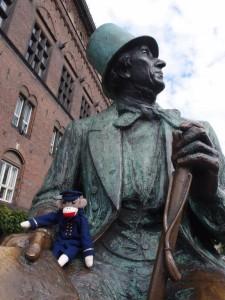 Captain Eugene and Hans Christian Andersen