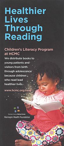 healthier lives through reading