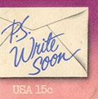 P.S. Write Soon
