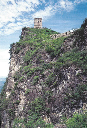 Simatai portion of the Great Wall of China